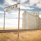 Lothair, Montana by Miles Glynn
