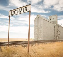 Lothair, Montana by Miles Glynn