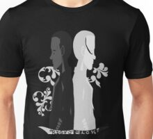 Two Sides. Unisex T-Shirt