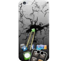 They are getting away!! iPhone Case/Skin