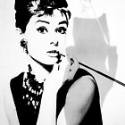 Audrey Hepburn by geekgal212