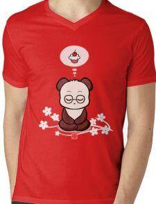 Attachment Mens V-Neck T-Shirt
