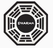 LOST: Dharma Logo One Piece - Short Sleeve