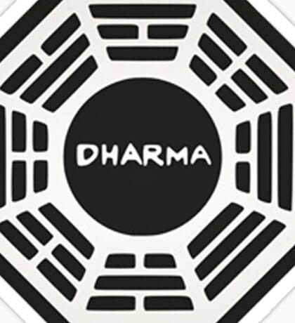 LOST: Dharma Logo Sticker