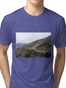 The Road to Queenstown Tri-blend T-Shirt