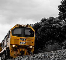 Tauranga Line by Maarken Edwards