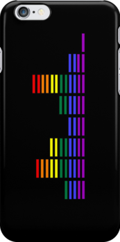 Rainbow Sound Bars by emmarogers
