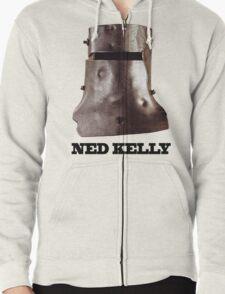 NED KELLY Zipped Hoodie