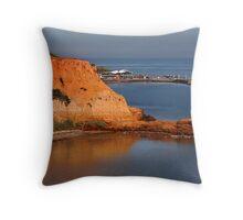 Red Bluff - Black Rock - Victoria - Australia Throw Pillow