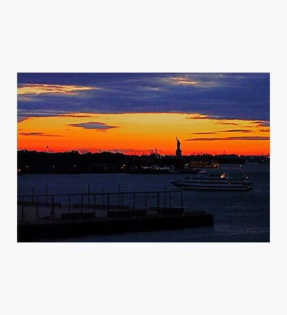 I'LL BE SEEING YOU Photographic Print