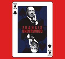 Francis Underwood by brilliantbutton