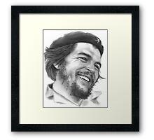 Ernesto Che Guevara Framed Print