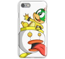 Lemmy Koopa iPhone Case/Skin