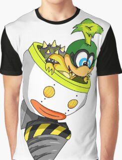 Iggy Koopa  Graphic T-Shirt