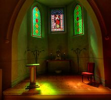 Blessings - Daylesford Convent - Daylesford, Victoria (Colour) by Philip Johnson