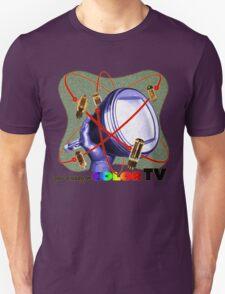R U ready for Color TV? Unisex T-Shirt