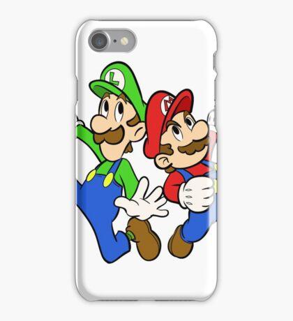 New Super Mario Bros RPG  iPhone Case/Skin