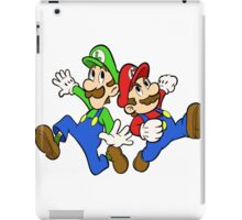 New Super Mario Bros RPG  iPad Case/Skin