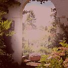 Brickenden Estate - garden arch by gaylene
