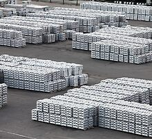 metal warehouse ingots by mrivserg