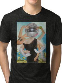 Collage 14 Tri-blend T-Shirt