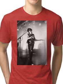 The 1975 Matt Healy Tri-blend T-Shirt
