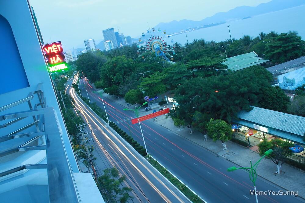 Nha Trang racing strip by MomoYeuSunny