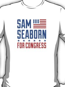 Sam Seaborn For Congress T-Shirt