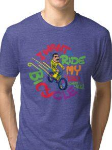 Freddie's Bicycle Tri-blend T-Shirt