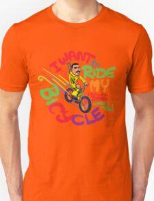 Freddie's Bicycle T-Shirt