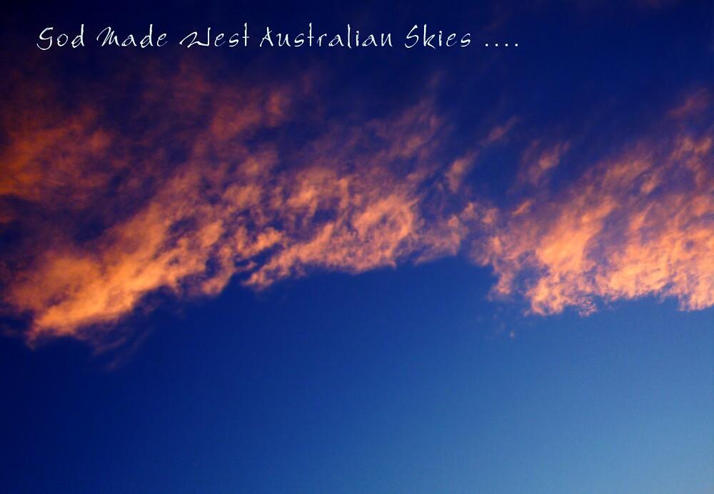 God's Skies by Robert Phillips