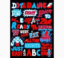 Justice DANCE Lyrics by So Me Unisex T-Shirt