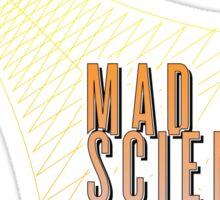 Mad Scientist Labs Sticker