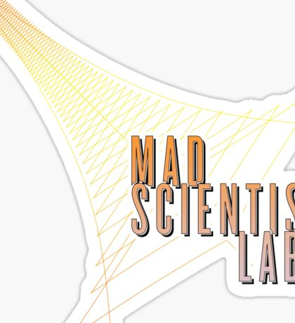 Mad Scientist Labs Sticker