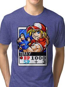 Terry Bogard Tri-blend T-Shirt