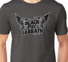 black pug sabbath Unisex T-Shirt
