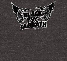 black pug sabbath Unisex T-Shirt