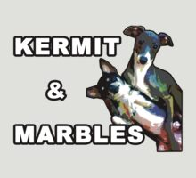 Kermit and Marbles! - Jenna Marbles by AstroNance