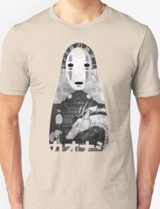 No Face Bathhouse  T-Shirt