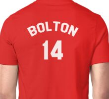 High School Musical: Bolton Jersey Unisex T-Shirt