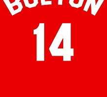 High School Musical: Bolton Jersey by RobynEJeffrey