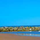 aberdeen beach by ronnyvan