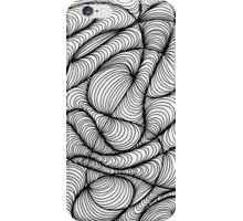 Waves Motion iPhone Case/Skin