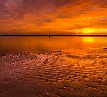 Simply Orange Dawn by matt1960