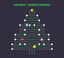 Christmas Pac-Man T-Shirt
