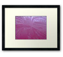 Hoar Star Framed Print