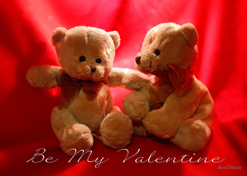Be My Valentine by AnnDixon