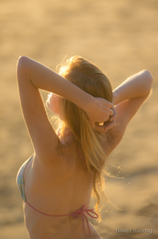 Soak up the sun by Brian Edworthy
