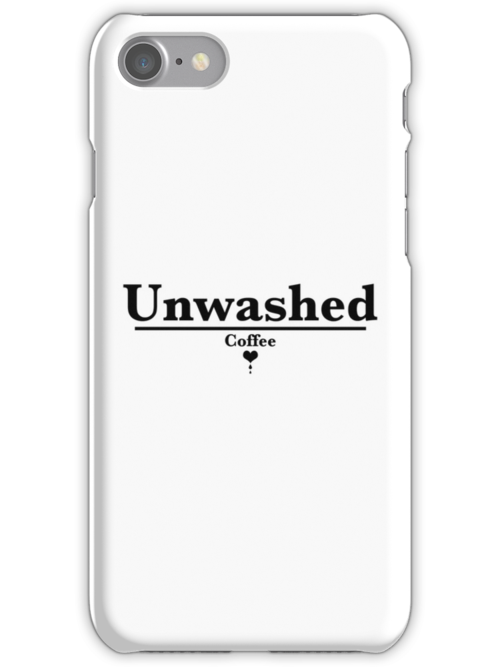 Unwashed (coffee) by Barista