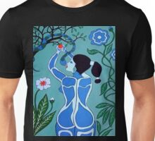 Blue Eve #1 Unisex T-Shirt